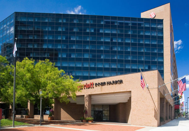 Marriott Inner Harbord Camden Yards