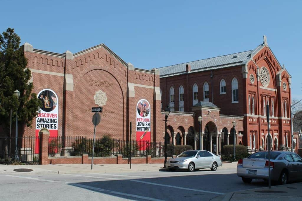 Learn About Baltimore's Jewish History
