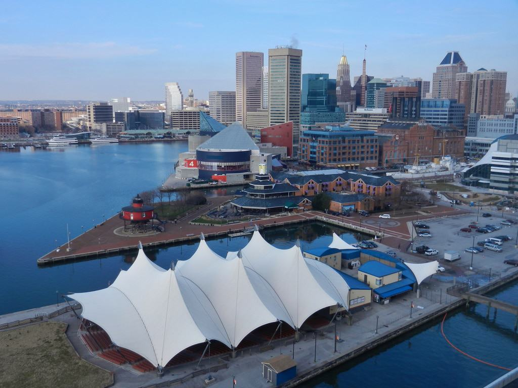Views From The Pier Six Pavilion